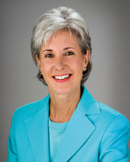 Health and Human Services Secretary Sebelius