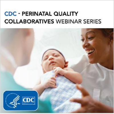 CDC Pregnancy and Perinatal Mental Health