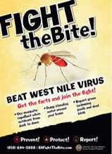 Fight the Bite- Beat West Nile Virus
