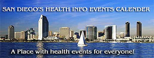 HEALTH EVENTS IN SAN DIEGO