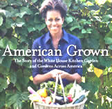 First Lady Michelle Obama's inspiring book about the White House Kitchen Garden