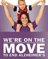 we re on the move to end alzheimers