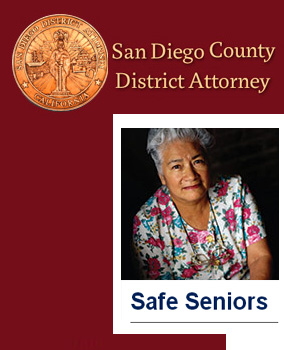 Safe Seniors- Elder Abuse Help- San Diego Distric Attorney
